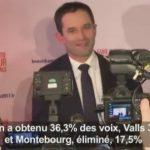 Hamon-Valls s'engagent sur fond de soupçons de participation gonflée