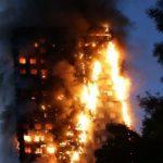 Londres: 58 personnes portées disparues dans l'incendie «tour Grenfell»
