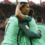 Coupe des Confédérations: Cristiano Ronaldo fait gagner le Portugal contre la Russie