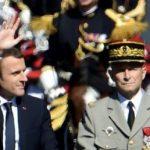Macron: «Je suis votre chef» rappele publiquement son autorité aux armées mais aussi à tout le pays