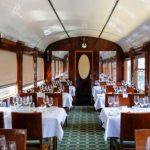 Le train présidentiel portugais offre aux touristes un voyage gastronomique