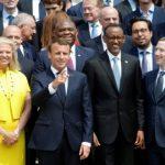 Macron se félicite des engagements des géants du numérique