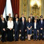 Le nouveau gouvernement prête serment en Italie