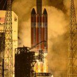 La Nasa a lancé sa sonde Parker à destination du soleil