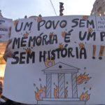 Brésil: les cendres du patrimoine historique et d'une tragédie culturelle