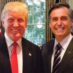 Jair Bolsonaro attendu début 2019 à Washington