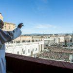 Le pape appelle à la paix et à la fraternité entre les peuples