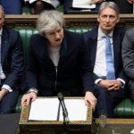 GB: Le Parlement inflige une défaite historique à Theresa May