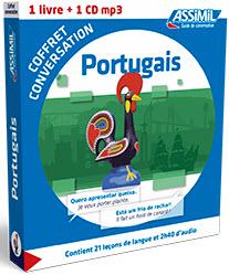 Guide de conversation Portugais
