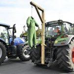 Allemagne climat : journée de colère chez les agriculteurs