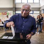 Le PS portugais, a remporté les élections législatives sans majorité absolue