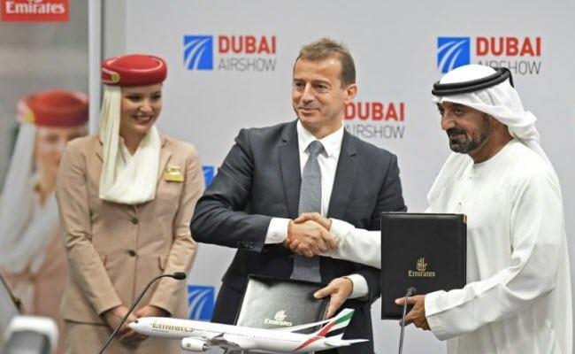Airbus - Emirates