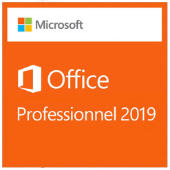Microsoft Office Professionnel 2019